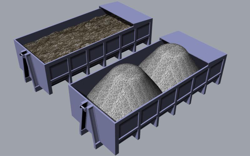 Cubicar carga y volumen de camiones